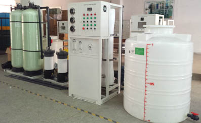20TPD RO watermaker