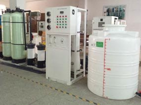 20TPD watermaker