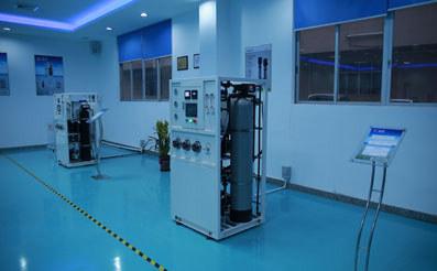 marine seawater desalination plants