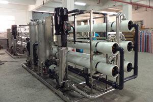 brackish water desalination system