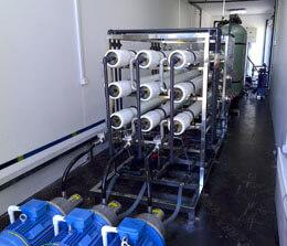 containerized reverse osmosis