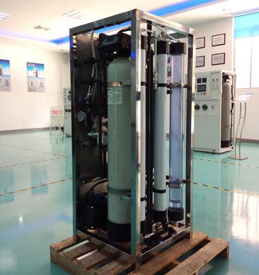 3tpd seawater desalination plant