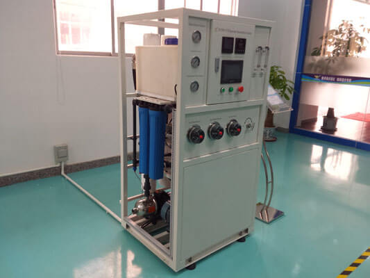 5TPD seawater desalination plant