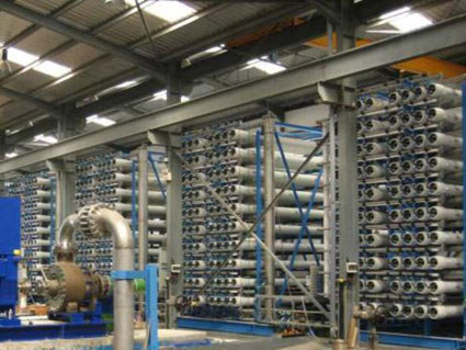 2000TPD desalination systems