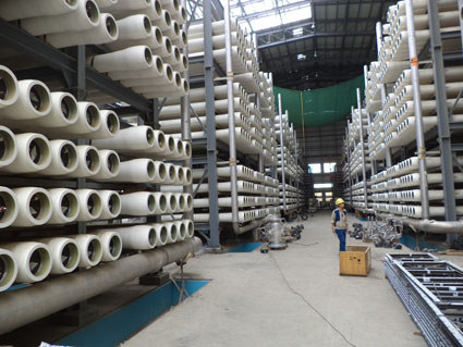 2000TPD desalination system