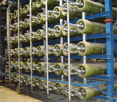 2000TPD seawater desalination system