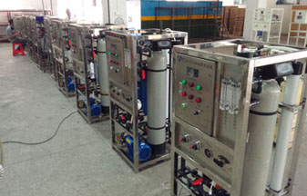 desalination RO plant supplier