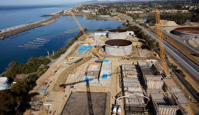 America Carlsbad Desalination Project