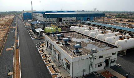 India Minjur Desalination Plant