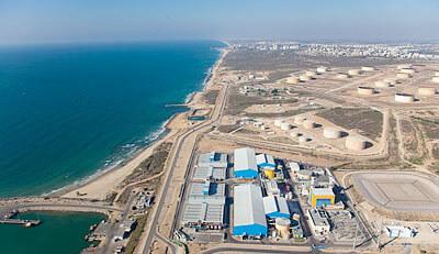 Israel Sorek Desalination Plant