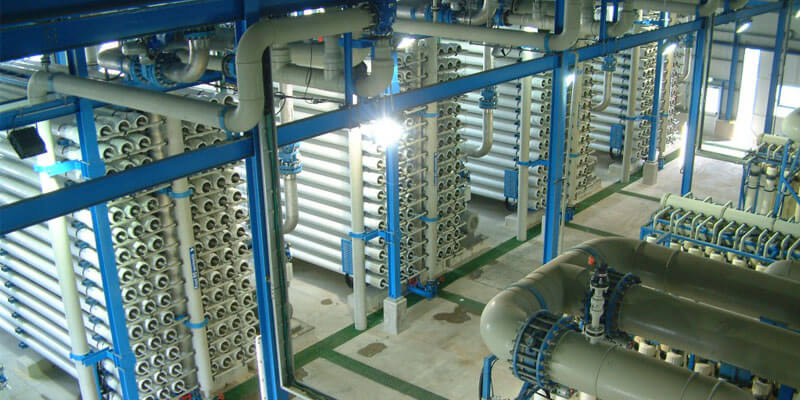 seawater desalination project