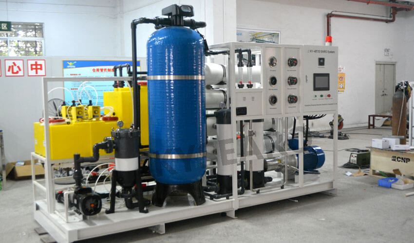 seawater reverse osmosis systems