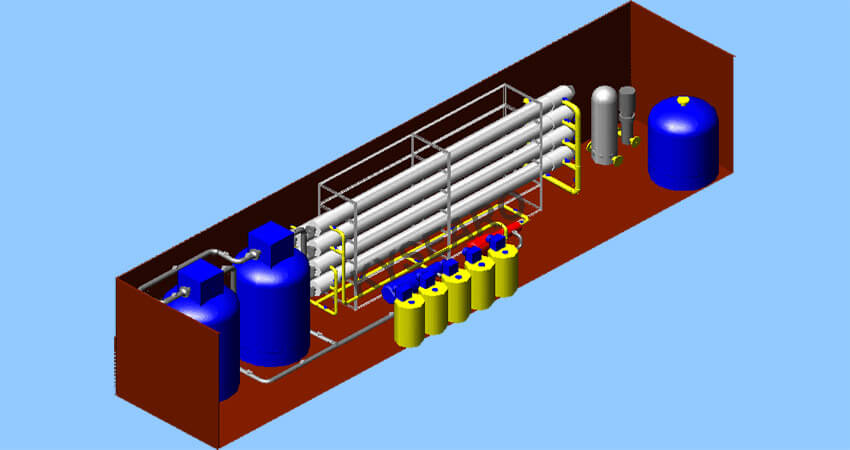 7 Steps of Sea Water Desalination Plant Process