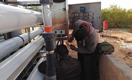 brackish water desalination