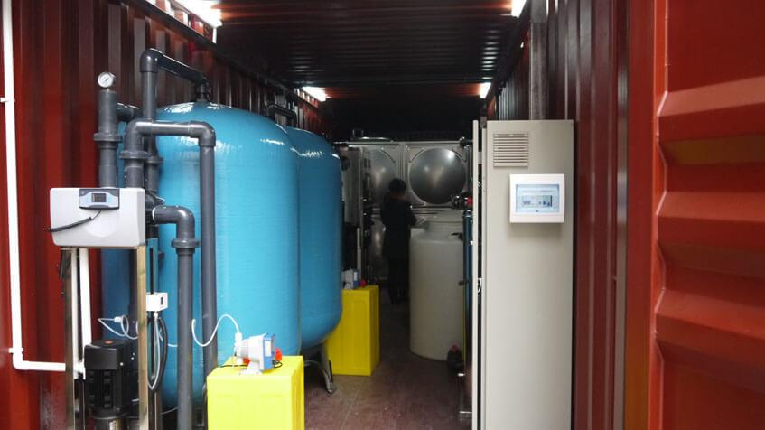 containerized desalination systems