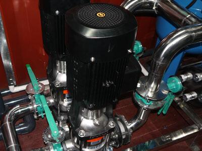groundwater desalination plant