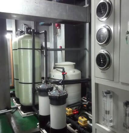 20 TPD desalination system