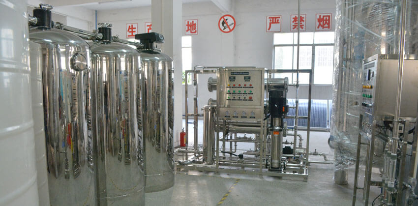 reverse osmosis and EDI system